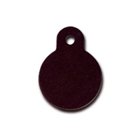 ID Tag Circle Anodized - My Cat and Co.