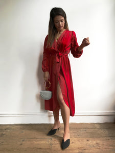 Nemi Dress Rouge
