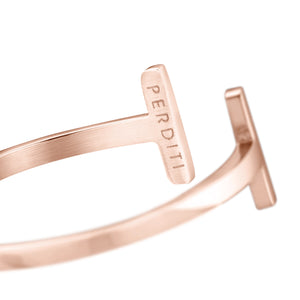 PRIORI BAGUE Or Rose