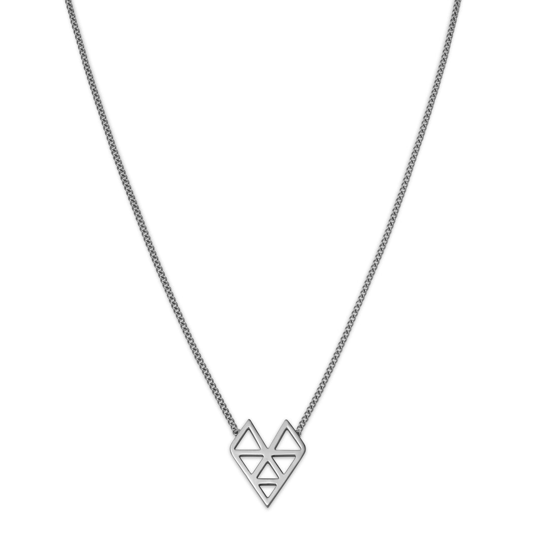 AMOTI COLLIER 2.0 Argent