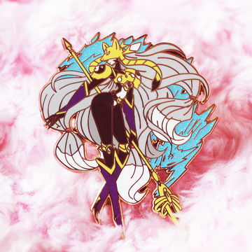 FASHION DIGIQUEEN SAKUYAMON ENAMEL PIN