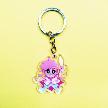 MAGICAL BOY ACRYLIC KEYCHAIN CHARM