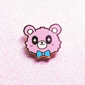 MAGICAL BEAR ENAMEL PIN