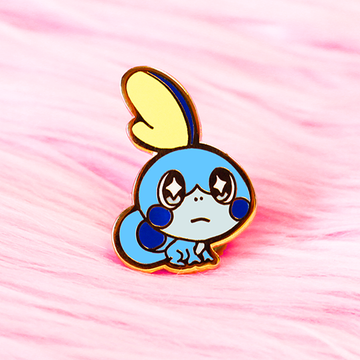 BABY SOBBLE ENAMEL PIN