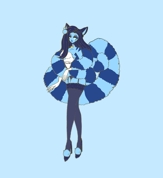 FASHION BLUE CHESIRE CAT ENAMEL PIN [WONDERLAND] PREORDER [LIMITED EDITION]