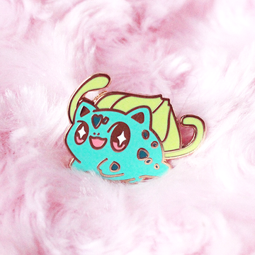 BABY BULBA ENAMEL PIN