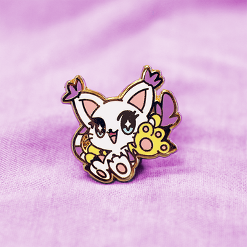 DIGIBABY GATOMON V.2 ENAMEL PIN