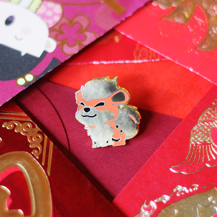 LUNAR NEW YEAR BABY POKE SET [LIMITED EDITION]