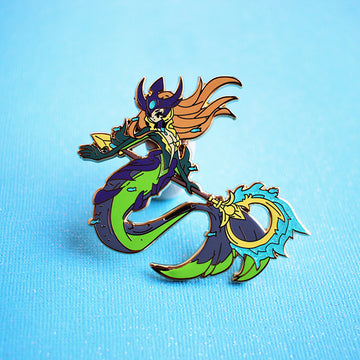 NAMI ENAMEL PIN [FASHION CHAMPION] [LIMITED EDITION]