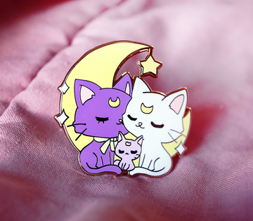LUNAR KITTIES  [LIMITED EDITION][patreon early access]