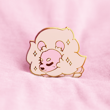 SU LION ENAMEL PIN [ONLINE EXCLUSIVE]