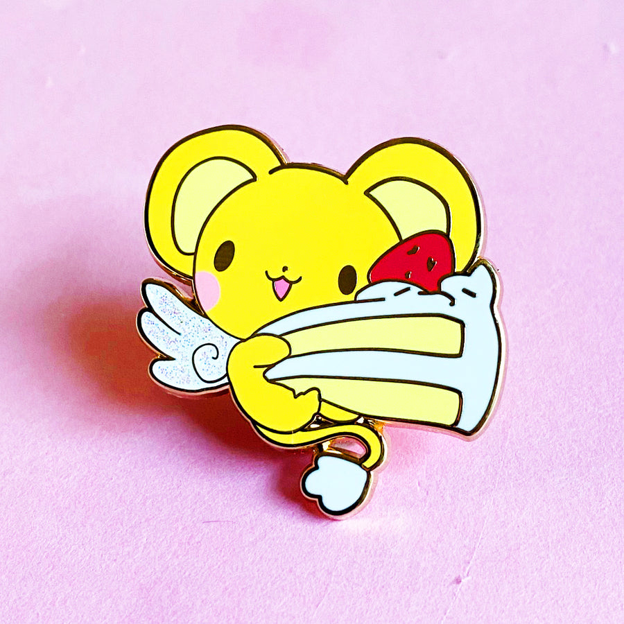 KERO CAKE ENAMEL PIN  [CCS]  [LIMITED EDITION]