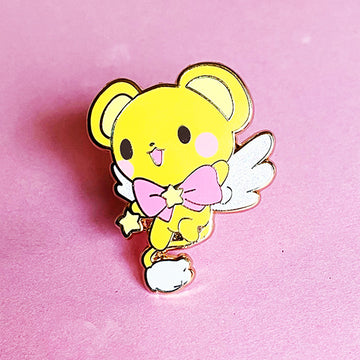 KERO BOW ENAMEL PIN  [CCS]  [LIMITED EDITION]