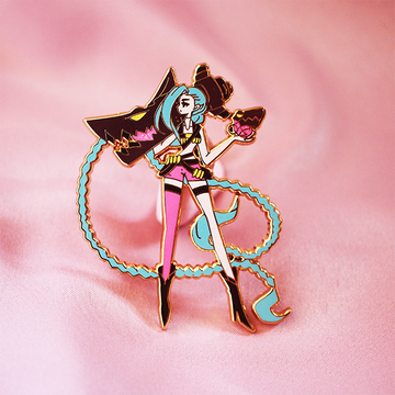 JINX ENAMEL PIN [FASHION CHAMPION] [LIMITED EDITION]