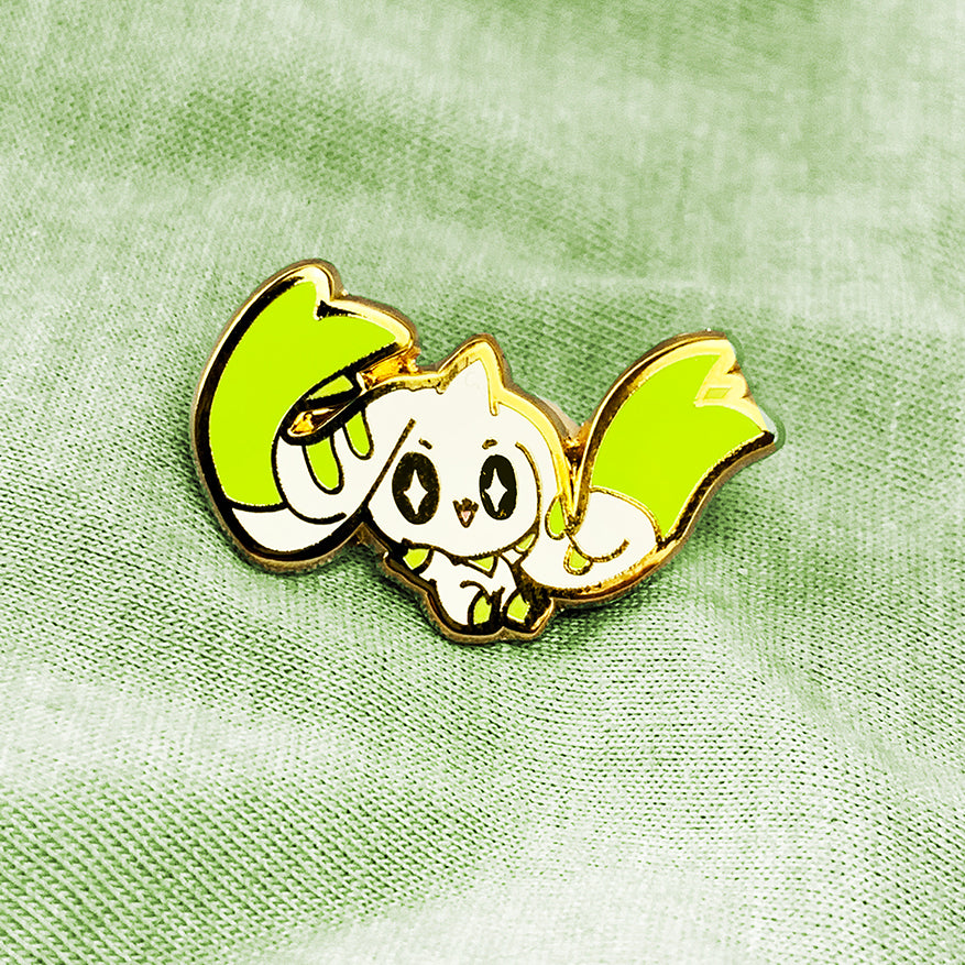DIGIBABY TERRIERMON ENAMEL PIN