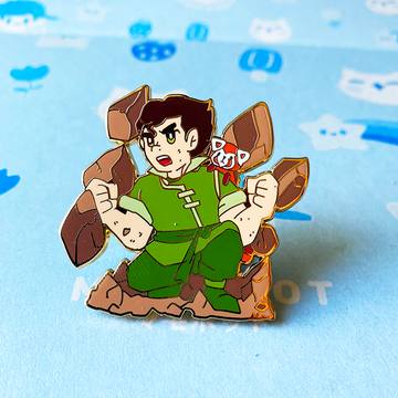 BOLIN ENAMEL PIN [AVATAR]