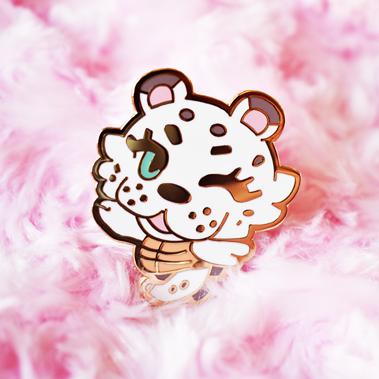Bianca Enamel Pin [Villager]