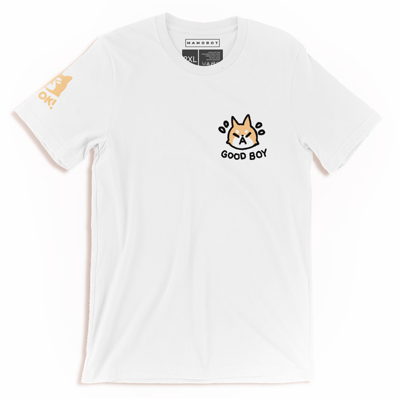 GOOD BOY T SHIRT
