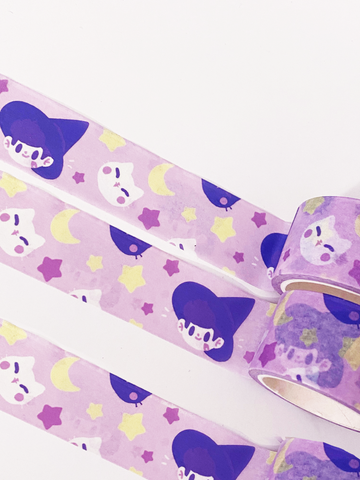 WITCH BOY WASHI TAPE [1 ROLL]