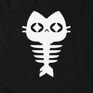 CATFISH BONES T-SHIRT