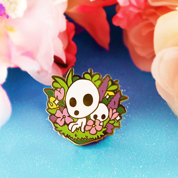 FOREST SPIRITS ENAMEL PIN