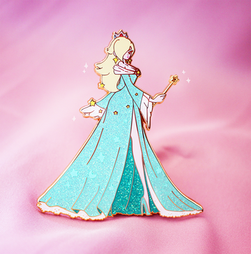 Star Princess Rosalina Enamel Pin [LIMITED EDITION]
