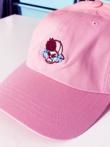 TOUGH GUY CRYBABY DAD HAT