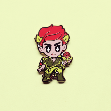POISON IVY BOY ENAMEL PIN