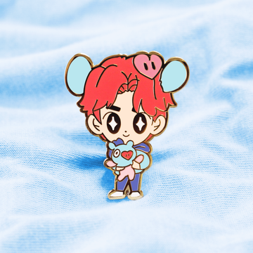 BTS J-HOPE ENAMEL PIN