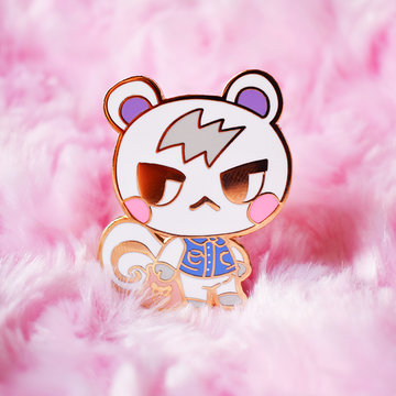 Marshal Enamel Pin [Villager]