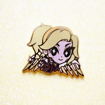 OVERWATCH MERCY ENAMEL PIN