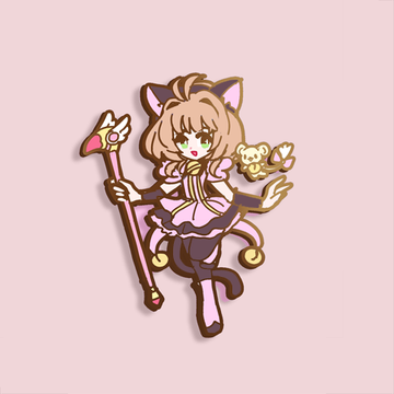 SAKURA - BLACK CAT [PATREON ONLY PREORDER] [CCS]