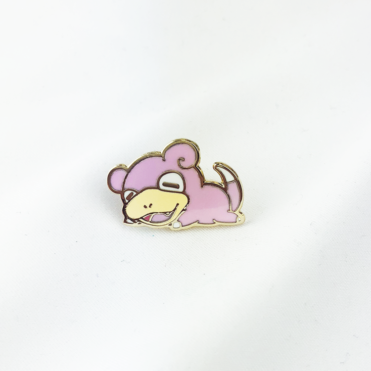 BABY SLEEPY SLOWPOKE ENAMEL PIN