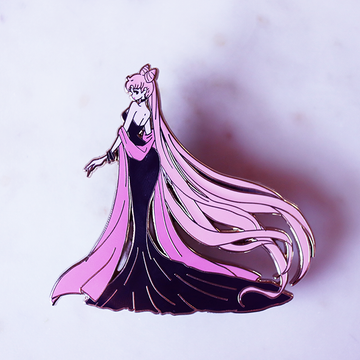 FASHION SCOUT WICKED LADY MET GALA ENAMEL PIN [LIMITED EDITION]