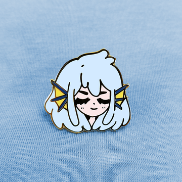 MONSTER GIRL: UNDINE ENAMEL PIN