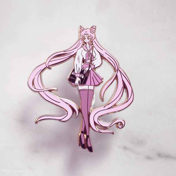 SCHOOL GIRL WICKED LADY [PINK UNIFORM] [LIMITED EDITION][patreon early access]