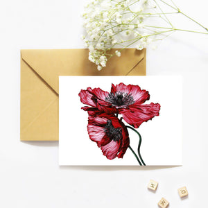 Lest We Forget - Greeting Card