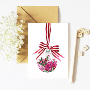 Candy Christmas - Greeting Card