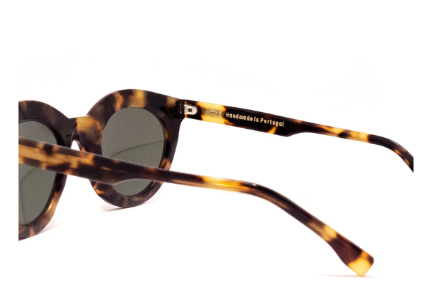 Coachella Rounded Sunglasses - Zebra Of Portugal
