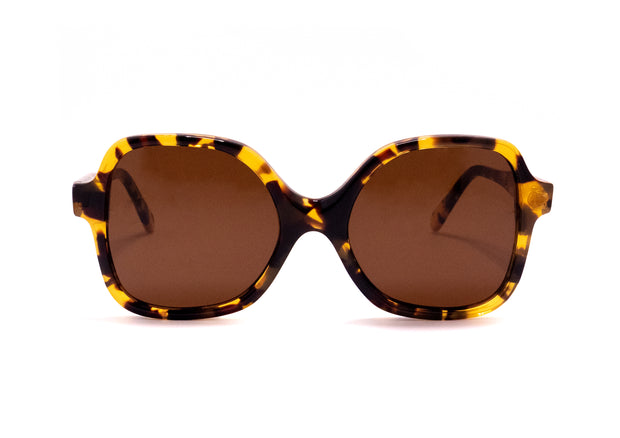 ZOP Oversized Square Sunglasses