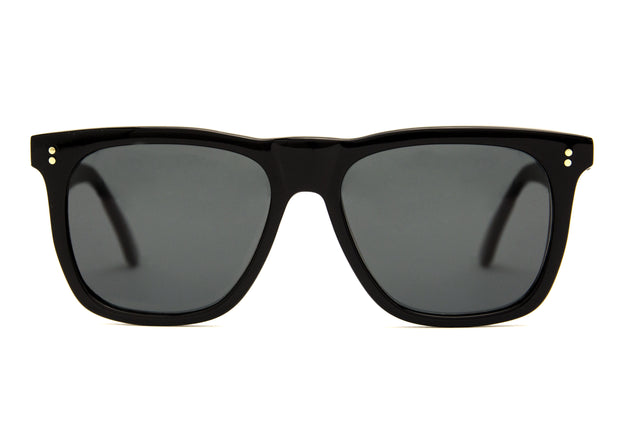 Black Sunglasses - Zebra Of Portugal