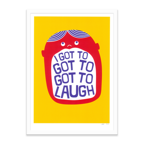 Got To Laugh | Marcus Walters