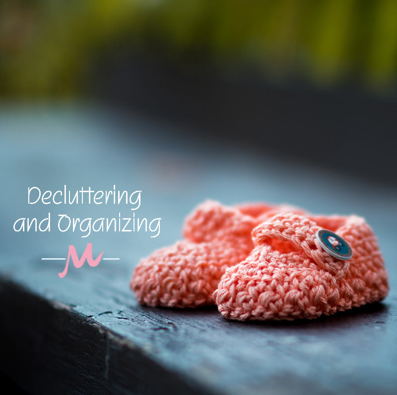 Decluttering and Organizing
