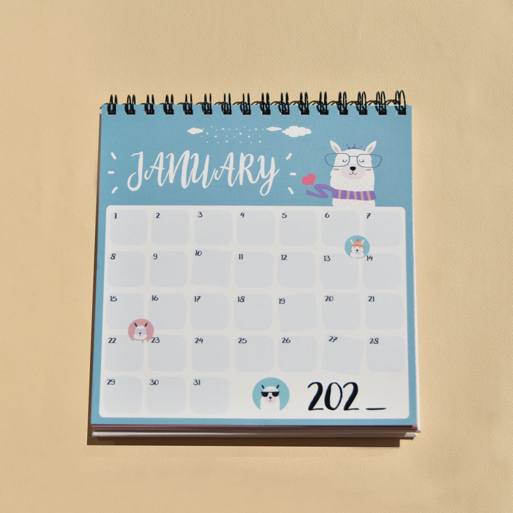 My First Year - New Born Calendar by Keeping Up With The Baby