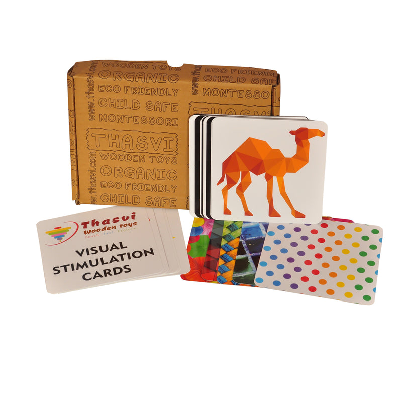 Visual Stimulation Cards - Set 2