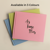 As Time Flies Baby Record Book - Dream Blue by Keeping Up With The Baby - momsoon maternity fashion wear