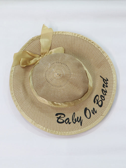 Momsoon Maternity Beach Hats for Moms - momsoon maternity fashion wear