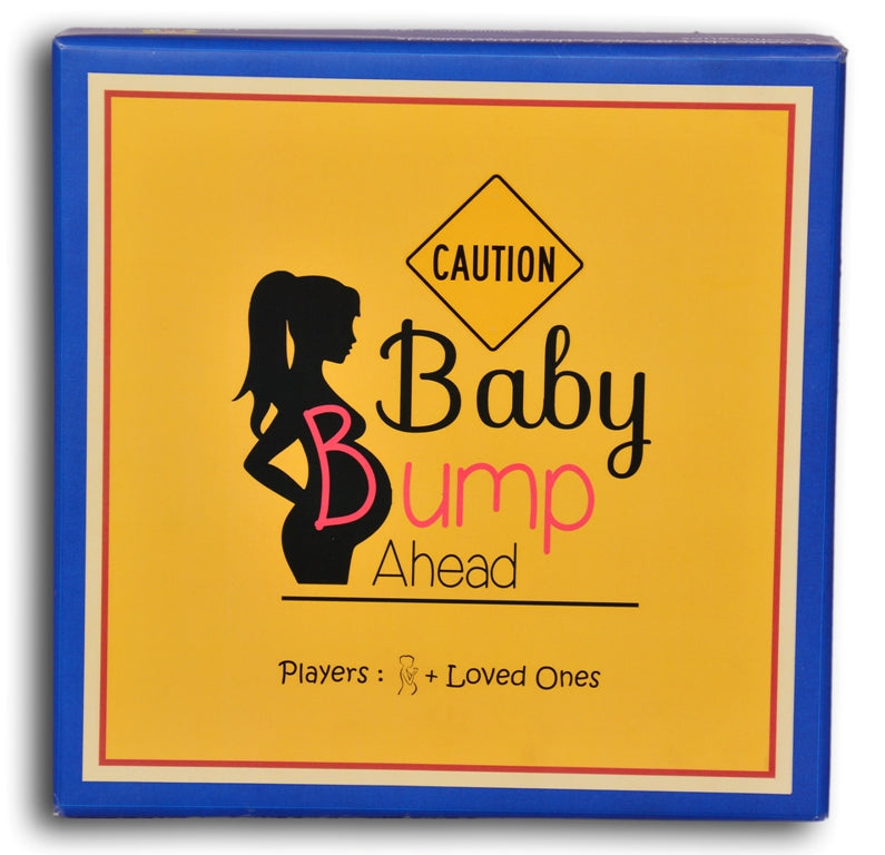 Pamper Hamper Baby Bump Ahead (Pregnancy Board Game)