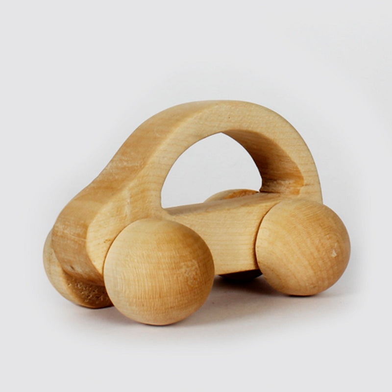 LILTOOTHSY MAPLE WOOD CAR TOY