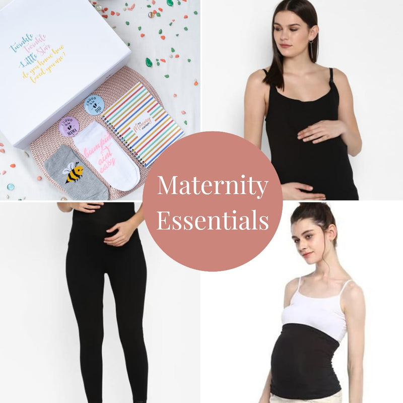 The Bump Kit 1: 3 essentials that belong in every Mama-to-be's closet! - momsoon maternity fashion wear